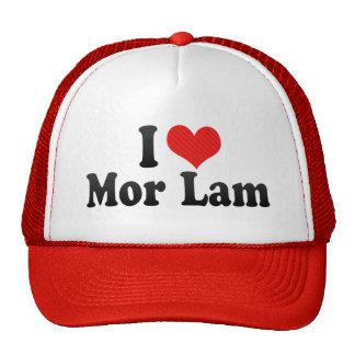 I Love Mor Lam Mesh Hat