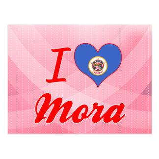 I Love Mora, Minnesota Post Cards