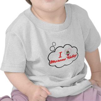 I Love Moreno Valley, California T-shirt