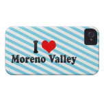 I Love Moreno Valley, United States iPhone 4 Case-Mate Cases