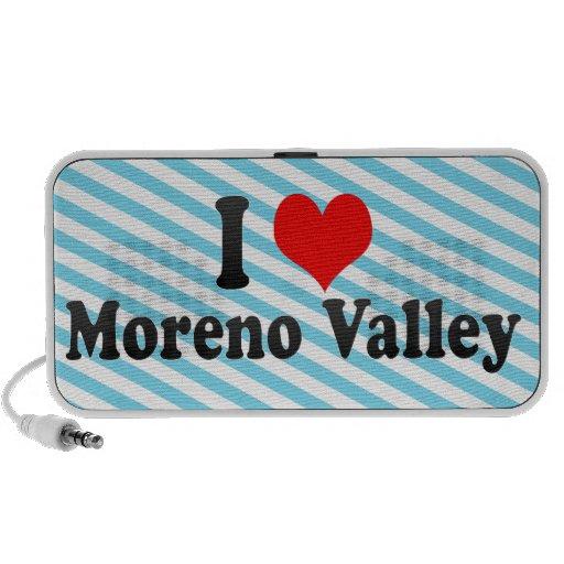 I Love Moreno Valley, United States Speaker System