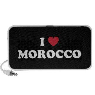 I Love Morocco Mini Speaker