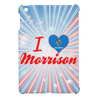 I Love Morrison, Oklahoma iPad Mini Cases
