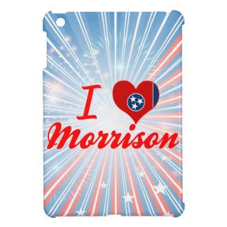 I Love Morrison, Tennessee iPad Mini Cover