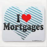 I Love Mortgages Mouse Pad