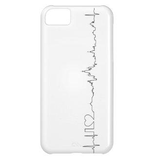 I love Moscow (ecg style) souvenir iPhone 5C Cases
