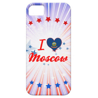 I Love Moscow, Idaho iPhone 5 Cases