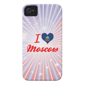 I Love Moscow, Idaho iPhone 4 Covers