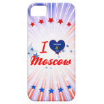 I Love Moscow, Wisconsin iPhone 5 Cases