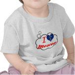 I Love Moscow, Wisconsin Tee Shirts