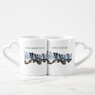 I love mother nature mug