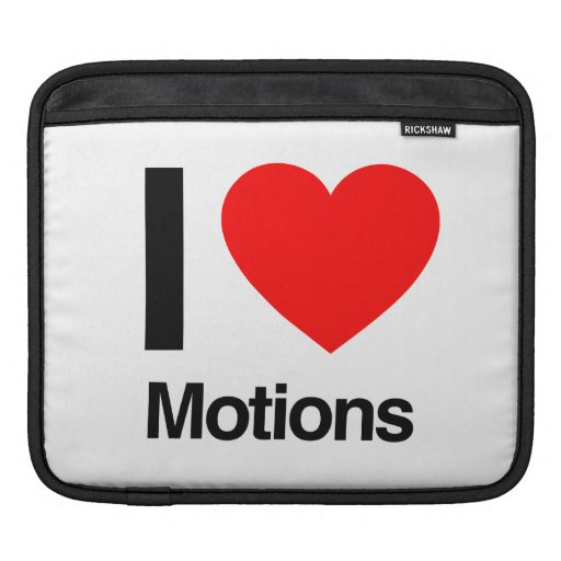 i love motions sleeve for iPads
