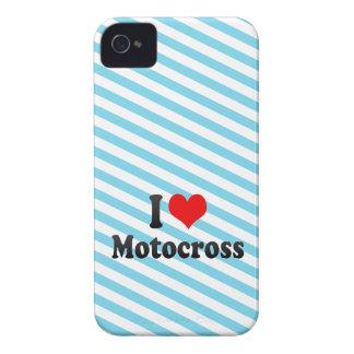 I love Motocross iPhone 4 Case-Mate Case