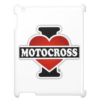I Love Motocross Case For The iPad 2 3 4