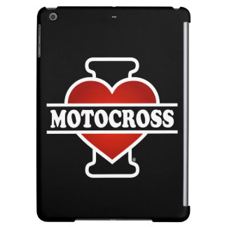 I Love Motocross iPad Air Case
