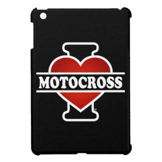 I Love Motocross iPad Mini Cover