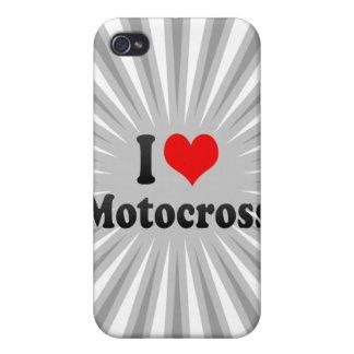 I love Motocross Cases For iPhone 4