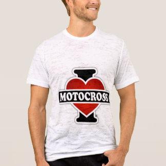 I Love Motocross T-Shirt