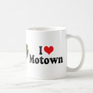 I Love Motown Coffee Mug