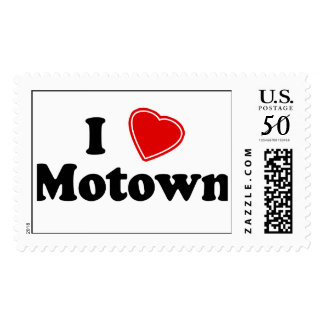 I Love Motown Postage