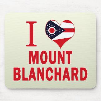 I love Mount Blanchard, Ohio Mouse Pad