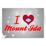 I Love Mount Ida, Arkansas Greeting Card