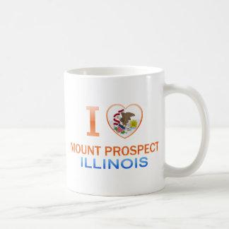 I Love Mount Prospect, IL Mugs