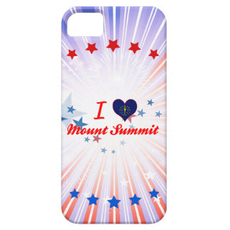 I Love Mount Summit, Indiana iPhone 5 Covers