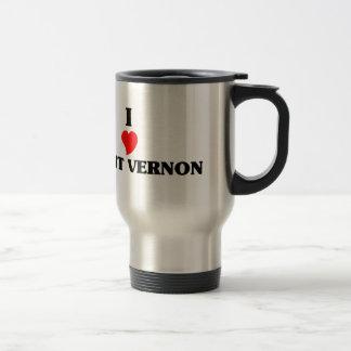 I love Mount Vernon 15 Oz Stainless Steel Travel Mug