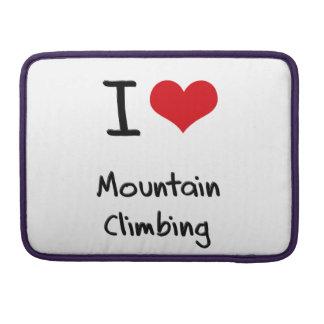 I love Mountain Climbing Sleeves For MacBooks
