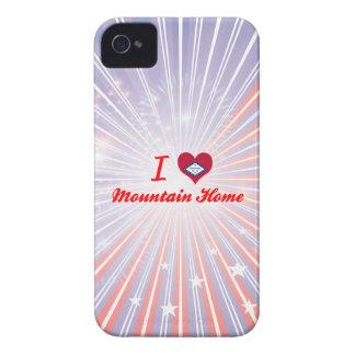 I Love Mountain Home, Arkansas Case-Mate iPhone 4 Case