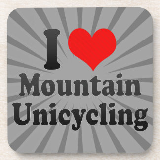 I love Mountain Unicycling Coasters
