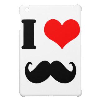 I love moustache cover for the iPad mini