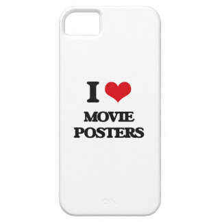I Love Movie Posters iPhone 5 Cases