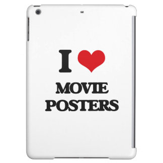 I Love Movie Posters Case For iPad Air