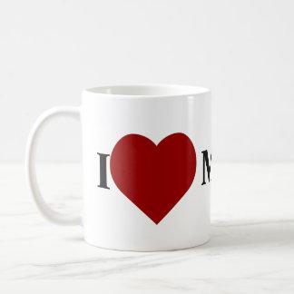 I love Mr Darcy Coffee Mug