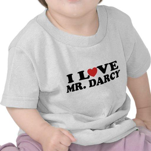 I Love Mr. Darcy Shirt