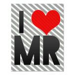 I Love MR Invites