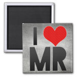 I Love MR Magnet