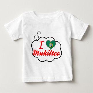 I Love Mukilteo, Washington Shirt