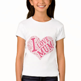 Girls' Bella+Canvas Fitted Babydoll T-Shirt