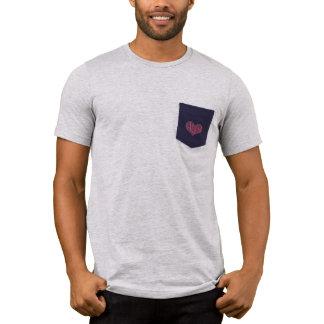 Men's Bella+Canvas Pocket T-Shirt