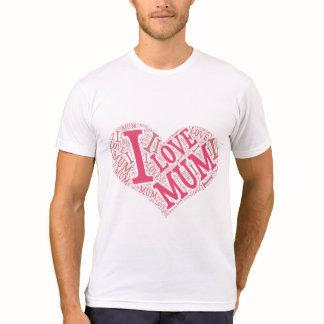 Men's American Apparel Poly-Cotton Blend T-Shirt