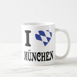 I love München icon Coffee Mug