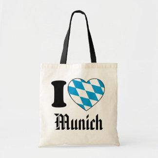I Love Munich, Bavaria, Germany