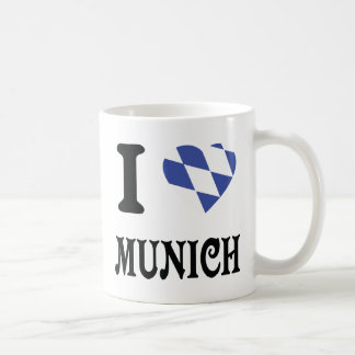 I love Munich icon Coffee Mug