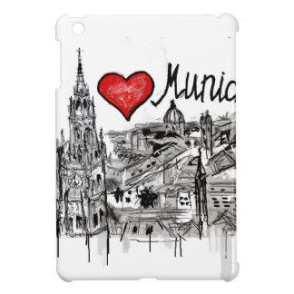 I love Munich iPad Mini Covers