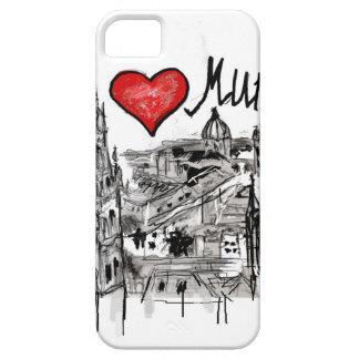 I love Munich iPhone SE/5/5s Case