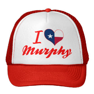 I Love Murphy, Texas Trucker Hat