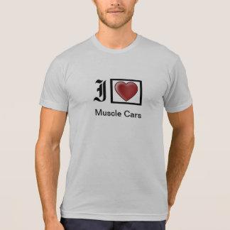 """""""I Love Muscle Men's T-Shirt"""" T-Shirt"""